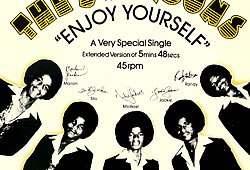 The Jacksons Enjoy Yourself