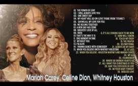 Mariah Carey Celine Dion Whitney Houston Greatest Hits (Best Songs of Divas)