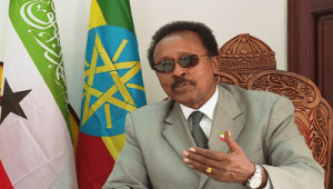 Image result for somaliland ambassador to ethiopia Ahmed Egal