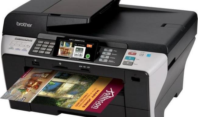 Jenis-jenis Printer Multifungsi