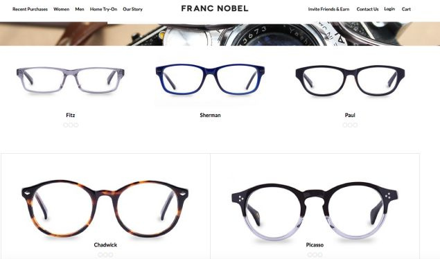Tempat Jual Kacamata Online