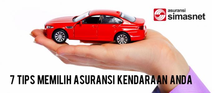 Asuransi kendaraan bermotor terbaik