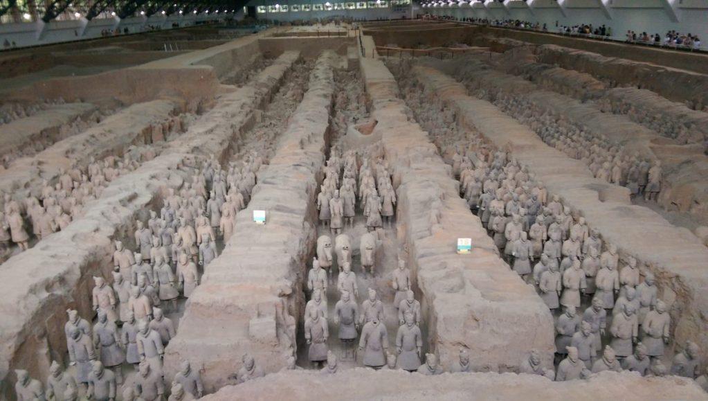 2016《西安文史研習交流體驗營》