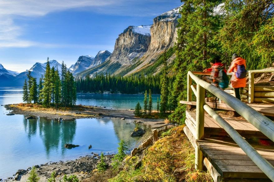 Los 10 paraísos naturales que no puedes dejar de visitar este verano en Canadá