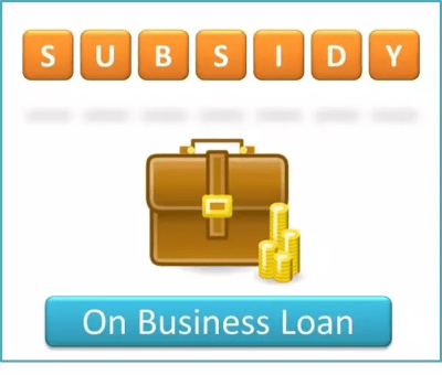 How to to get business loan with subsidy intamilnadu - Quora