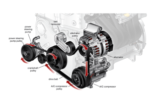 How much does an alternator belt replacement cost?  Quora