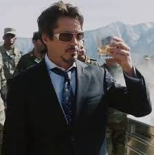 In Iron Man 1 Amp 2 Were You Setting The Stage To Highlight Tony Starks Struggle With Alcoholism