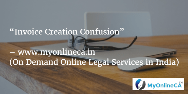 Is it ok to create invoice without company registration    Quora Basically as a legal point of view  yes you have to register your business  in India legally so its not about a company   you can start a simple firm  or take