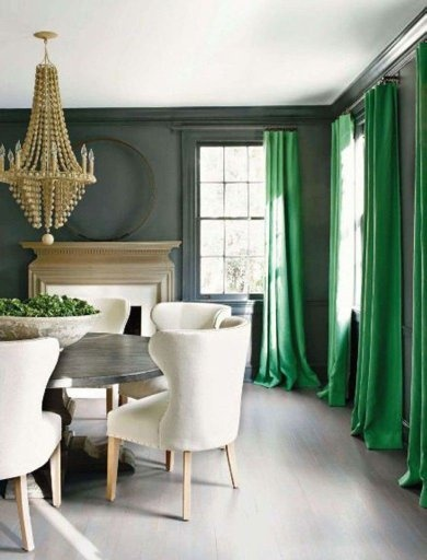what colour curtains other than white