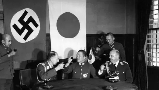 Alianza germano japonesa