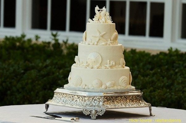 Typically how much are wedding cakes nowadays  UK     Quora A good looking wedding cakes is always the center of attraction among guest  and for couples  The average cost of wedding cakes starts from     125 and we  feel
