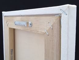 picture frame with sawtooth hangers