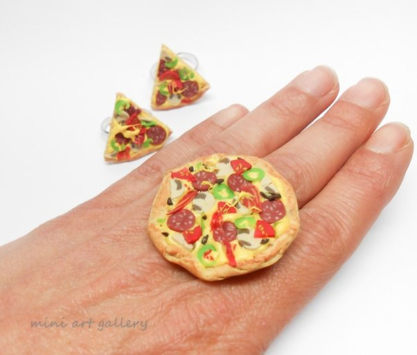 What Is The Smallest Pizza Slice In The World Quora