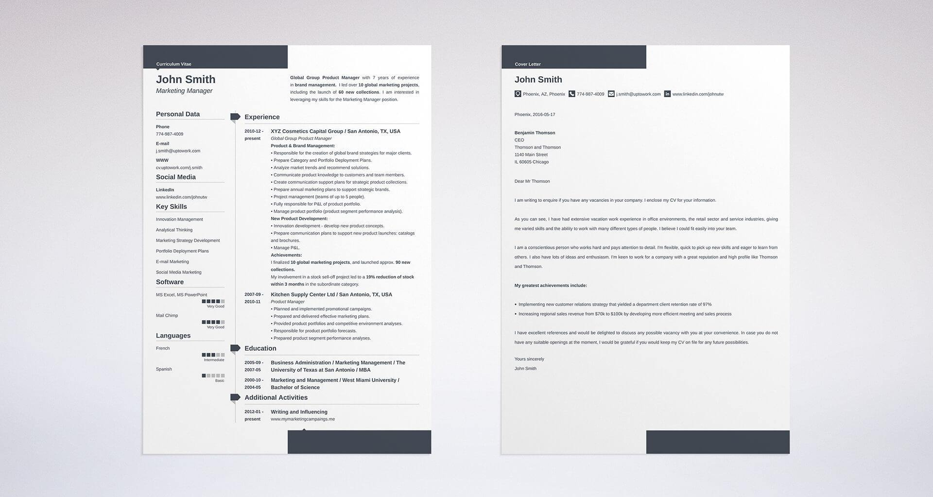 What Are The Best Websites Tools To Make A Cv Resume Quora