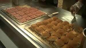 to heat a frozen white castle hamburger