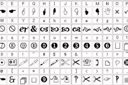 Wingdings Font Keyboard 4k Pictures 4k Pictures Full Hq Wallpaper