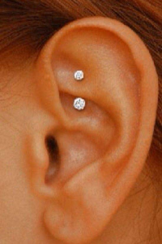 Which Nice Ear Piercing Position Should I Get Now That I