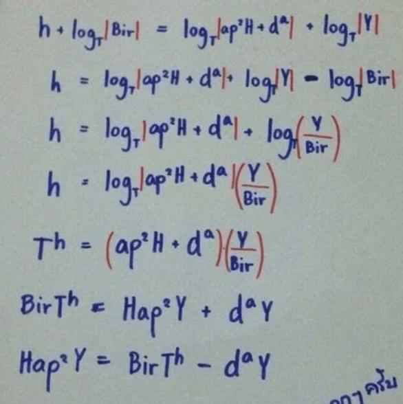 How To Say Happy Birthday Mathematically Quora