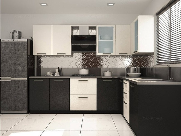 Small Modern Kitchen Design India