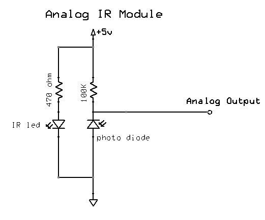 What Is The Output Of An IR Receiver LED (I Mean Voltage