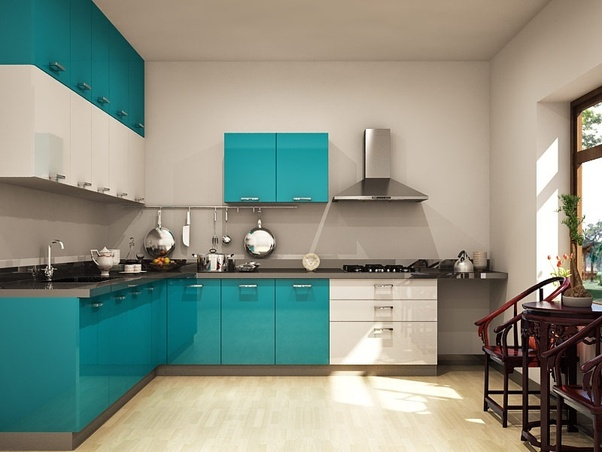 Which Type Of Modular Kitchen Would You Go For An L
