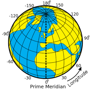 What is the highest number of longitude?  Quora