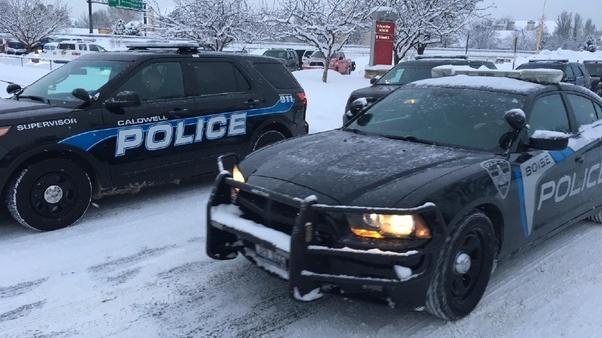 Lights Led Tahoe Police