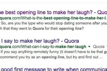 what to say to make someone laugh
