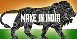 Image result for make in india logo