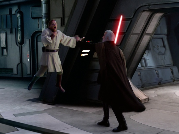 How Did Obi Wan Easily Lose To Dooku Twice But Beat Anakin Vader It Doesn T Make Sense Quora