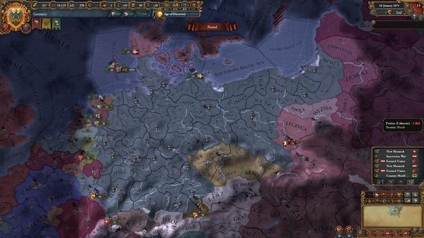 Eu4 How To Form Germany