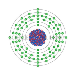 What is the atomic structure of lead?  Quora