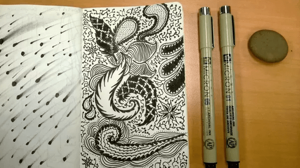 What Are Some Creative Easy Things To Draw And Doodle
