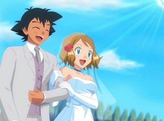 Pokemon Ash Vs His Previous Girlfriends