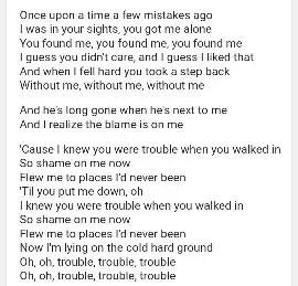 What Are Some Songs With Disturbing Lyrics Quora