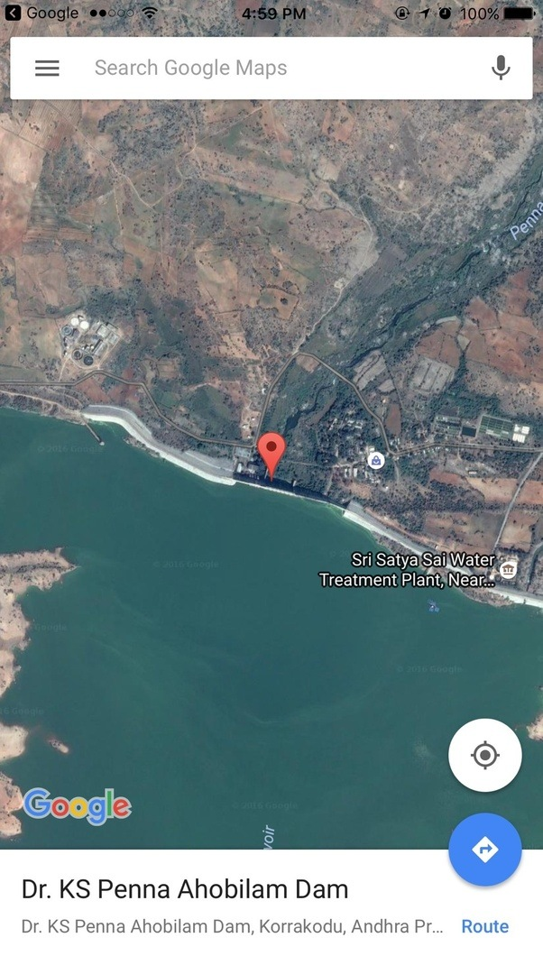 What is the best travel destination in anantapur    Quora PABR Dam  Biggest in Anantapur district