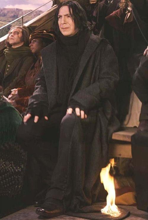Harry White Broom Stick And Potter Black