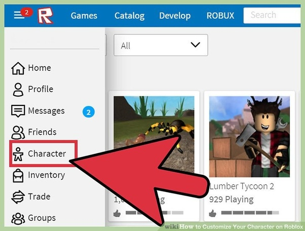 How To Change My Character To A Roblox Girl Simply Changing Gender In Settings Didn T Work Quora