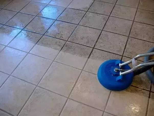 how to clean up stains on ceramic tiles