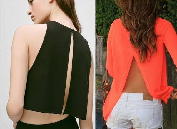 Do Women Like To Wear Backless Dresses?