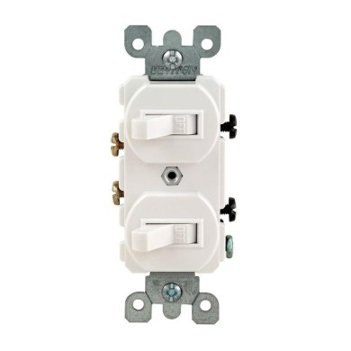 How to install a dual switch for a ceiling fan with light   Quora And finally  you ll need some 14 3 wire from your two switches up to the  fan