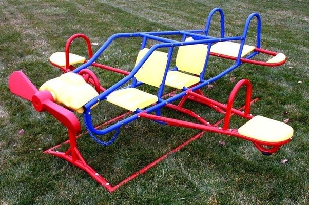 How To Design A Creative Seesaw For Children