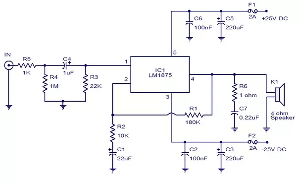 Is It A Good Idea To Use Several Amplifier ICs In An Audio