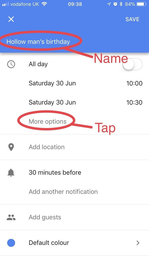 How To Put Someone S Birthday On Google Calendar Every Year On The Same Date Without Editing It Every Year Quora