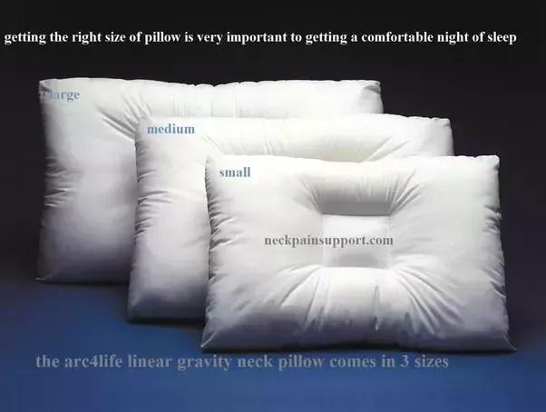 most comfortable pillow design
