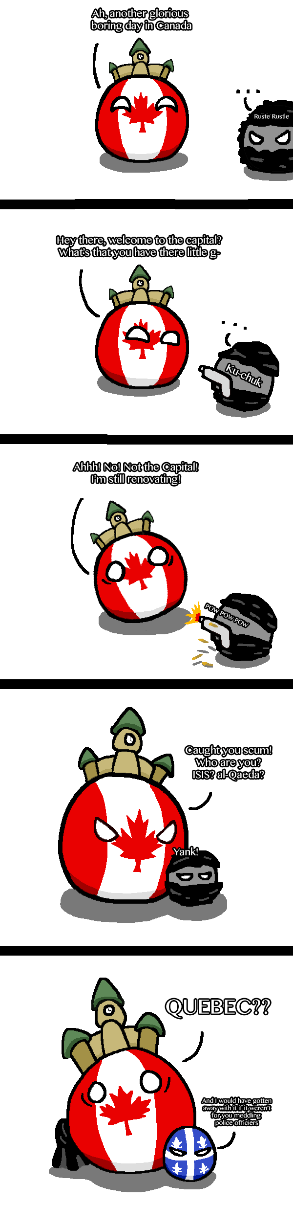 Countryballs Speedart 43 Canadian Provinces And Territories