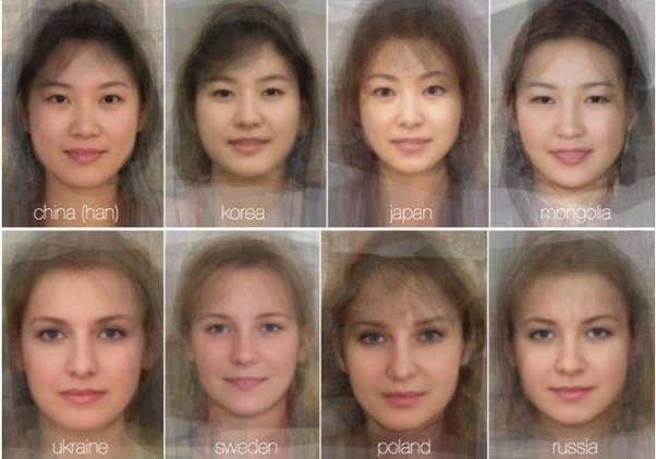 Why Do All These Korean Women Look So Eerily Similar I Realize