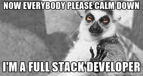 What A Bad Front End Developer S Creation Does To Sys Admins