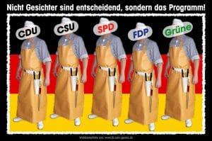 Deutschlands versemmelte Freiheit