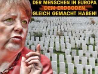 Bundes-Notbremse wird Merkels Offenbarungseid